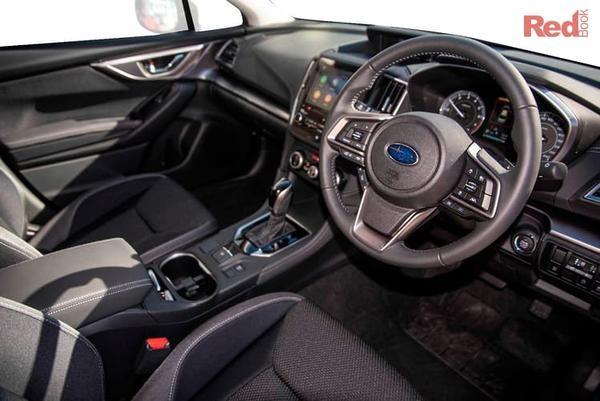 Subaru Impreza 2.0i-L