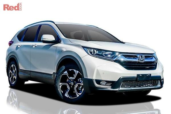 Honda CR-V 50 Years Edition CR-V 50 Years Edition auto from $34,990 drive away with Free 7 Year Unlimited KM Warranty & 7 Year Premium Roadside Assist