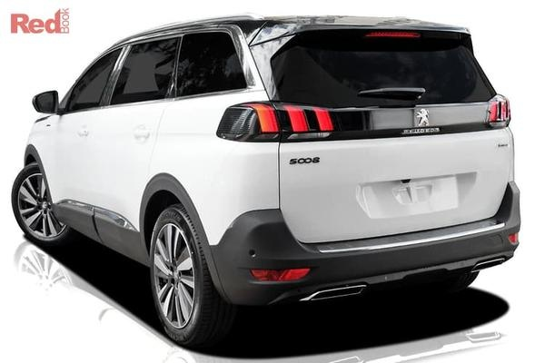 Peugeot 5008 GT Line 5008 SUV GT Line from $51,990 drive away