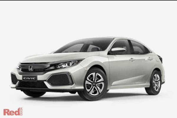 Honda Civic VTi MY19 Civic Sedan/Hatch VTi auto from $24,990 drive away with Free 7 Year Unlimited KM Warranty & 7 Year Premium Roadside Assist