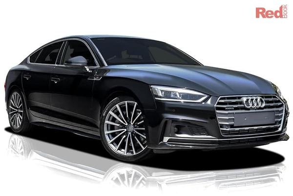 Audi A5 45 TFSI Selected Audi models - Complimentary registration, stamp duty and CTP + Complimentary 5 years/75,000km scheduled servicing + 5 year manufacturer's warranty