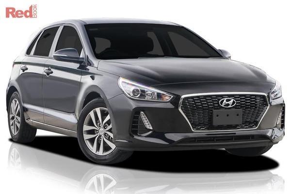 Hyundai i30 Active MY19 i30 Active 2.0 petrol auto hatch from $24,990 drive away