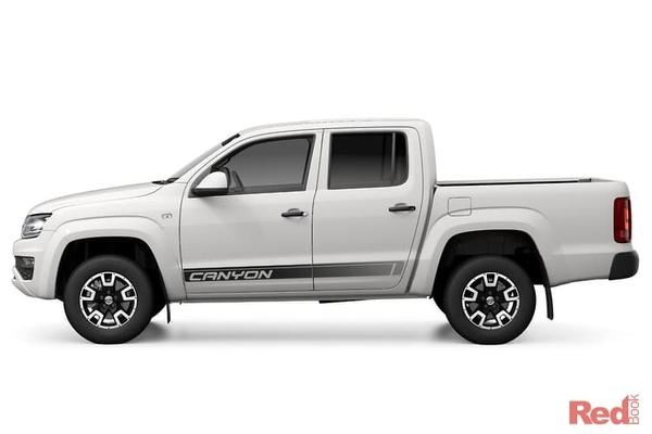 Volkswagen Amarok TDI550 Amarok V6 Canyon 4x4 Dual Cab TDI550 auto from $57,990 drive away, Finance Offer available
