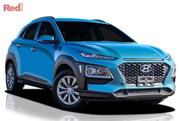 Hyundai Kona Go Selected 2019 Kona models - $500 2019 Plate Bonus