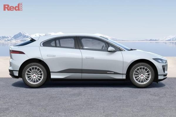 Jaguar I-PACE EV400 I-PACE models - 5 years free unlimited charging on the ultra-rapid Chargefox network