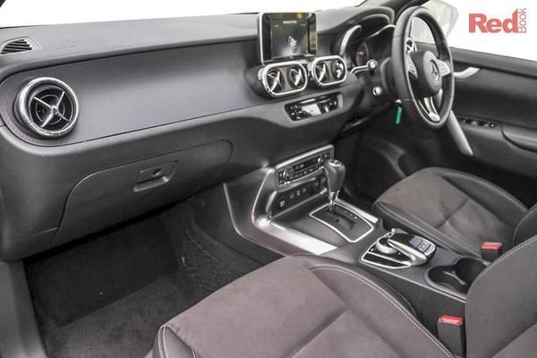 Mercedes-Benz X-Class X250d X-Class PROGRESSIVE x250 d 4x4 Utility automatic from $46,990 drive away