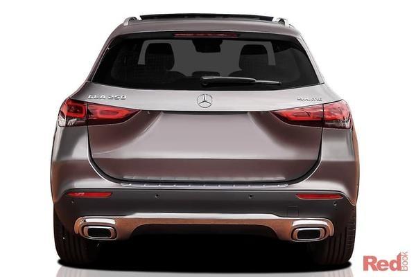 Mercedes-Benz GLA-Class GLA250