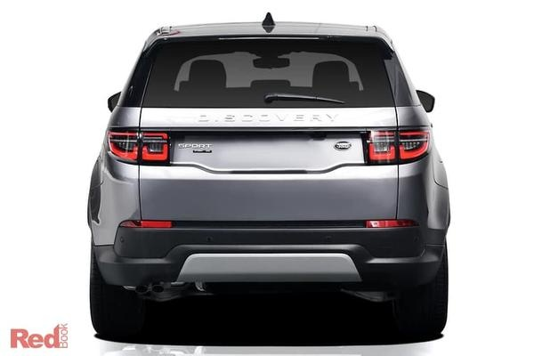 Land Rover Discovery Sport D180