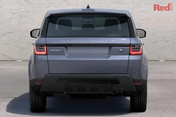 Land Rover Range Rover Sport SDV6 225kW