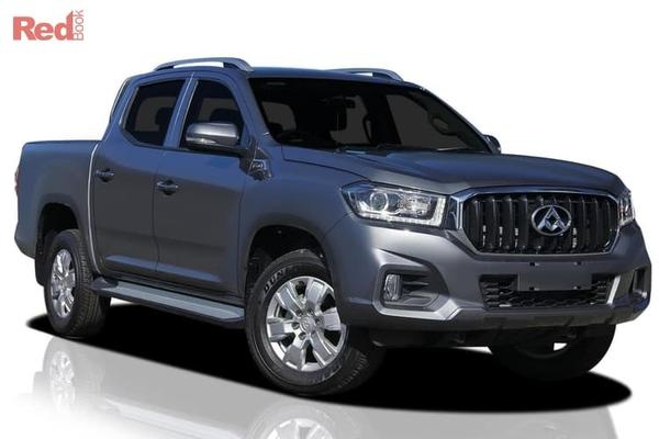 LDV T60 PRO T60 PRO Dual Cab Ute auto from $29,490 drive away (ABN Holders only)