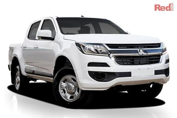 Holden Colorado LS