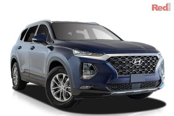 Hyundai Santa Fe Active Selected Hyundai vehicles - $500 Bonus