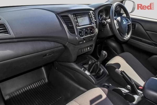 Mitsubishi Triton GLX Selected Mitsubishi models - 7 Year/150,000km Warranty plus 2 Years Free Servicing