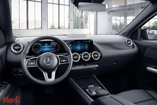 Mercedes-Benz GLA-Class GLA200