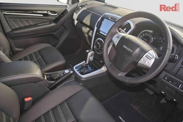 Isuzu MU-X LS-T MU-X LS-T 4x4 7 seat auto from $54,990 drive away