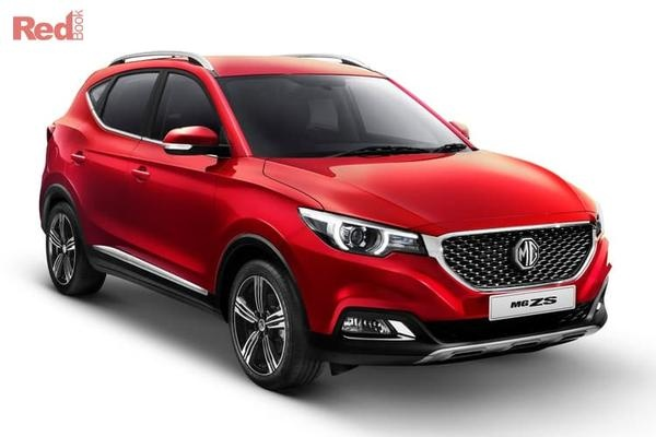 MG ZS Excite 2019 MY19 MG ZS Excite 1.5L petrol auto from $23,490 drive away with $555 Cashback Bonus + MG Gift Pack