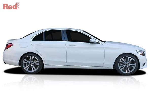 Mercedes-Benz C-Class C220 d Mercedes-Benz passenger cars - Finance Offer available