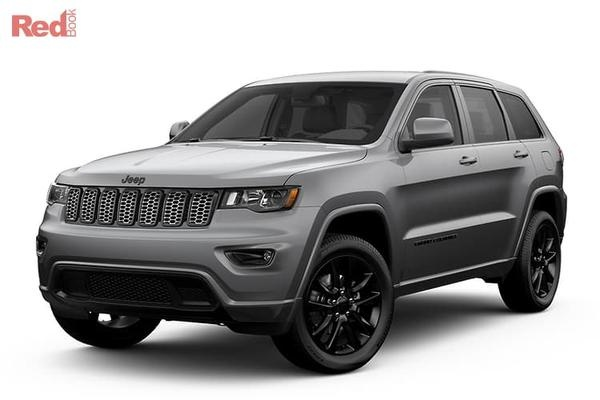 Jeep Grand Cherokee Night Eagle