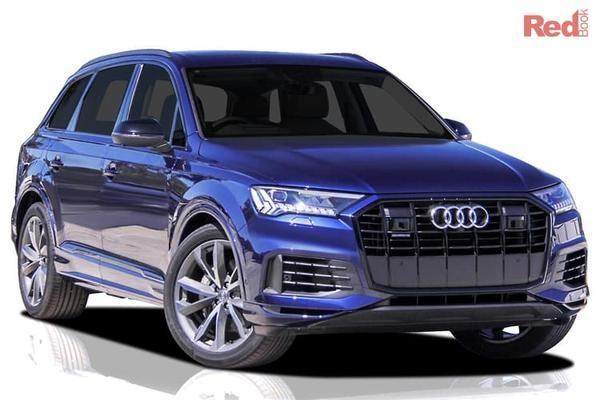 Audi Q7 50 TDI