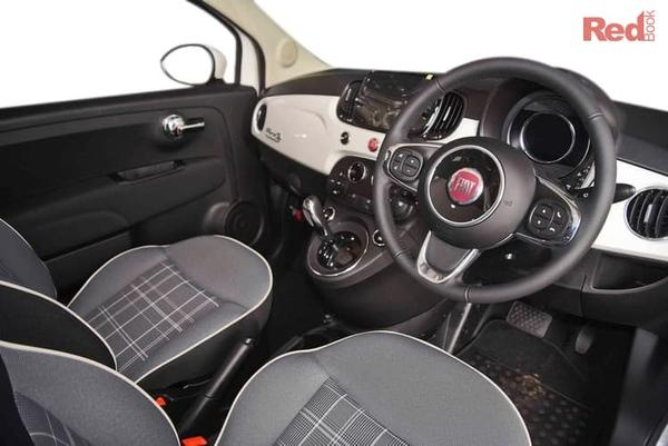 Fiat 500C Lounge 500C Series 6 Lounge auto convertible from $27,450 drive away