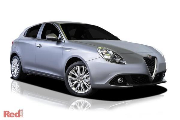 Alfa Romeo Giulietta Super Giulietta Super TCT from $34,900 drive away