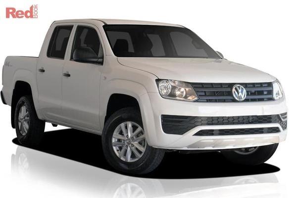 Volkswagen Amarok TDI400