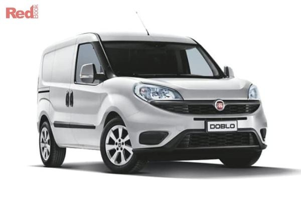 Fiat Doblo  Doblo SWB 1.4L petrol manual van from $23,950 drive away (ABN holders only)