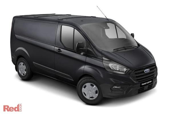 Ford Transit Custom 300S 2019 Plate MY2018.75 Transit Custom Van 300S auto from $42,990 drive away