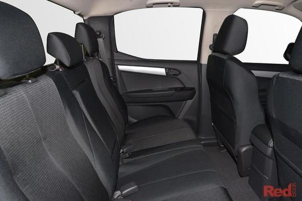 Isuzu D-MAX LS-U D-MAX LS-U 4x4 Crew Cab Ute manual from $45,990 drive away