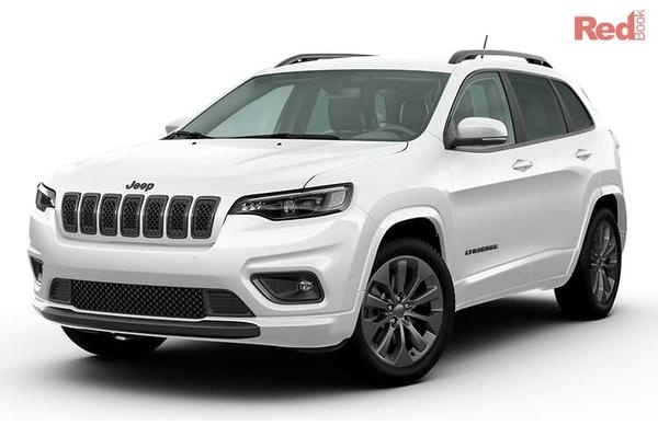 Jeep Cherokee S-Limited