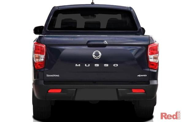SsangYong Musso ELX
