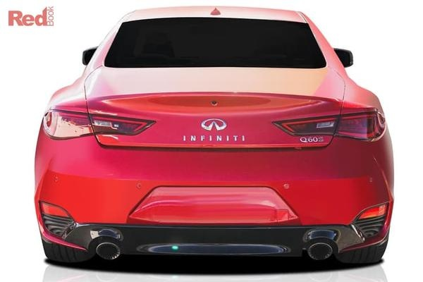 INFINITI Q60 Red Sport
