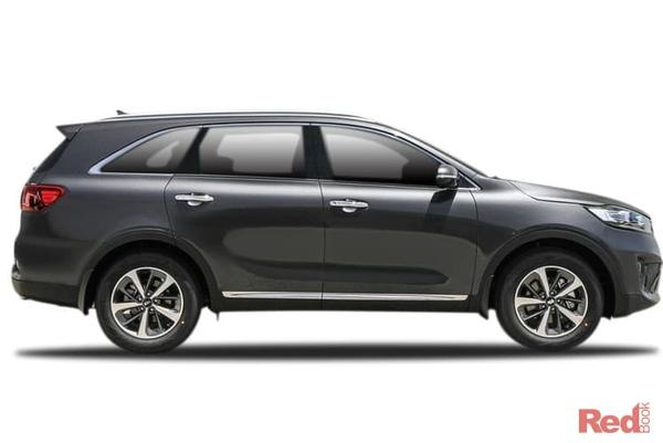 Kia Sorento Sport Sorento Sport petrol automatic from $46,990 drive away + 3 Years Free Scheduled Servicing, Finance Offer available + Free Entertainment Pack