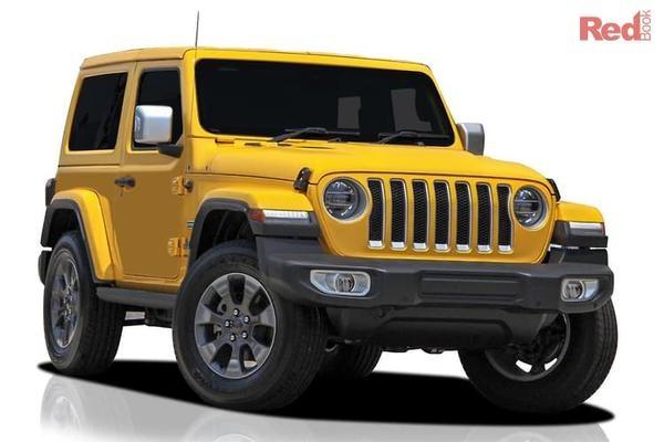 Jeep Wrangler Overland