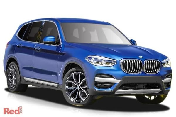 BMW X3 xDrive30d Selected BMW models - Finance Offer available