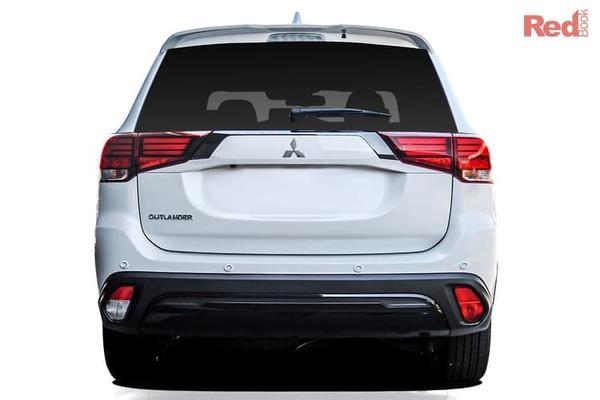 Mitsubishi Outlander Black Edition