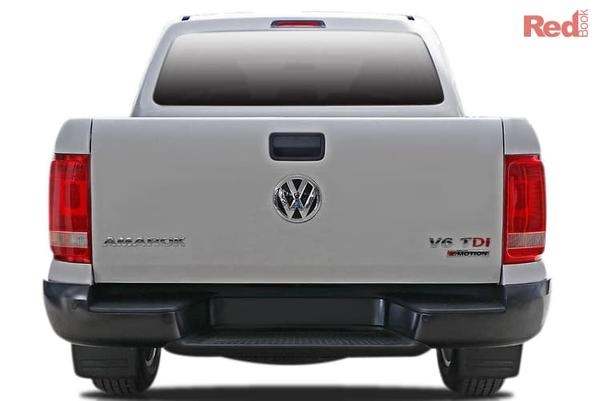 Volkswagen Amarok TDI550 Amarok V6 Core 4x4 Dual Cab TDI550 auto from $48,990 drive away with Enduro Accessory Pack, Finance Offer available