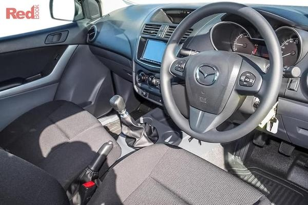 Mazda BT-50 XT Mazda BT-50 4x2 Single Cab Chassis XT manual from $30,990 drive away, including Genuine Mazda Standard Alloy Tray (For ABN Holders and Primary Producers)