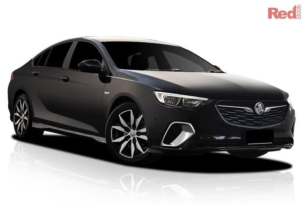 Holden Commodore RS