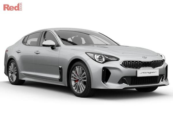 Kia Stinger 330S Stinger 330S automatic from $53,490 drive away, Finance Offer available