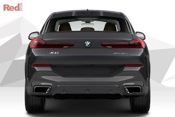 BMW X6 xDrive30d