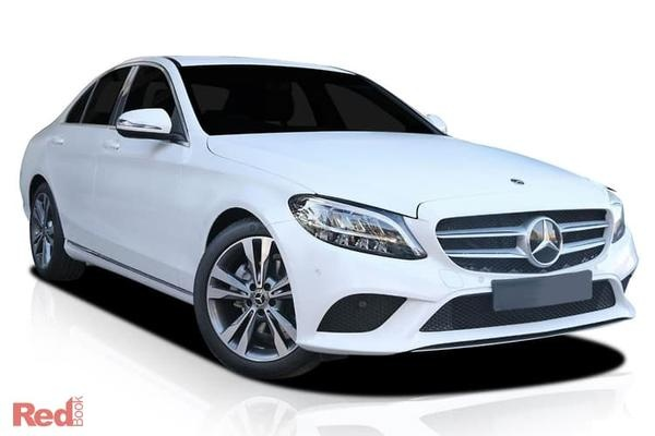 Mercedes-Benz C-Class C220 d Selected demonstrator Mercedes-Benz passenger vehicles - Up to 3 years complimentary scheduled servicing when you finance with Mercedes-Benz Financial