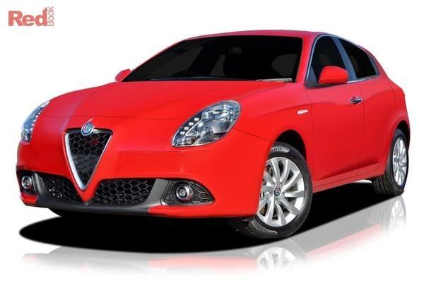 Alfa Romeo Giulietta Super Giulietta Super manual from $31,900 drive away
