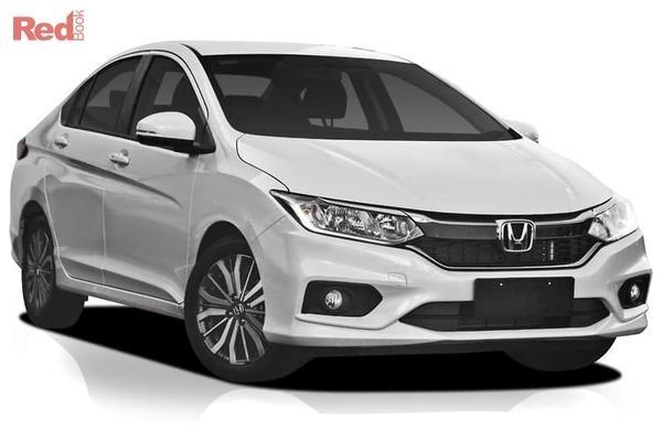 Honda City VTi-L