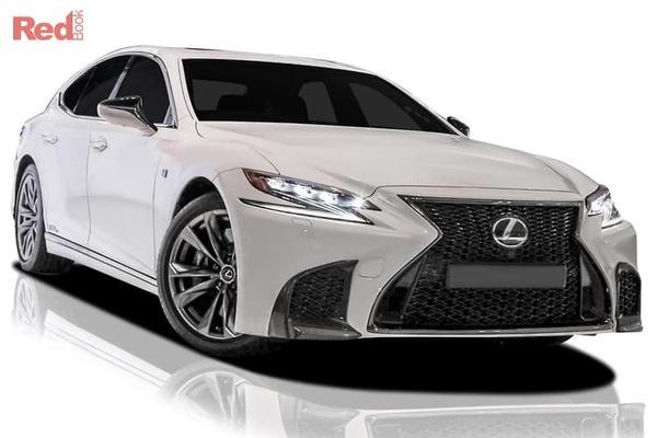 Lexus LS LS500h