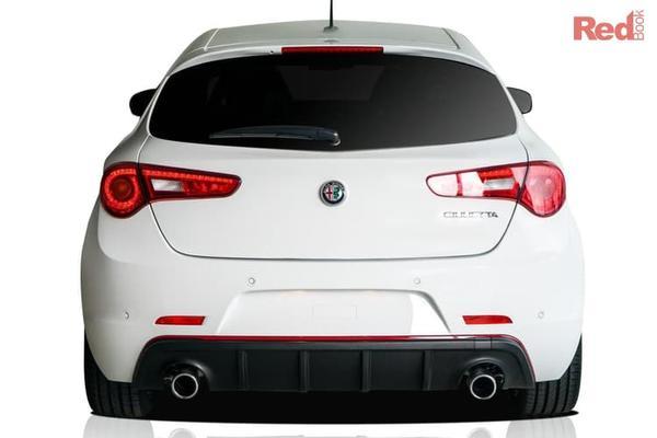 Alfa Romeo Giulietta Veloce Giulietta Veloce from $44,900 drive away