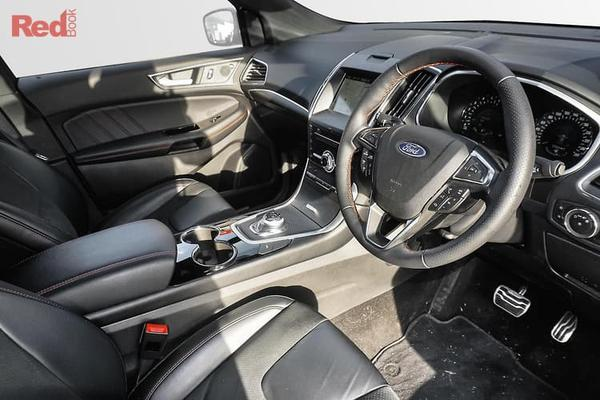 Ford Endura ST-Line Selected Ford models - Up to 5 Years Free Scheduled Servicing