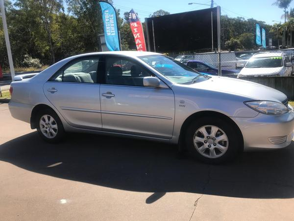 Used car review: Toyota Camry 2002-06