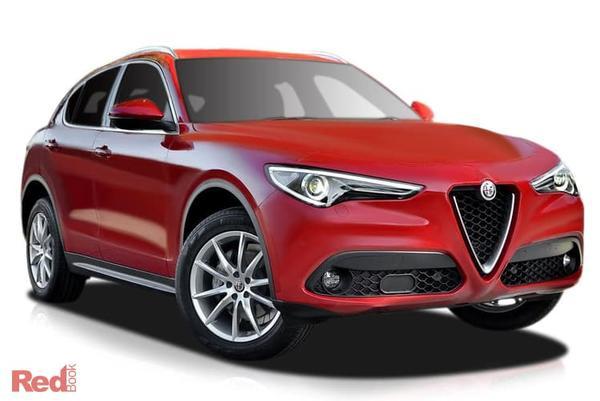 Alfa Romeo Stelvio  Stelvio diesel from $67,900 drive away with complimentary Veloce Pack