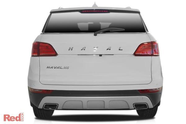 Haval H6 Premium H6 Premium 4x2 auto from $28,990 drive away